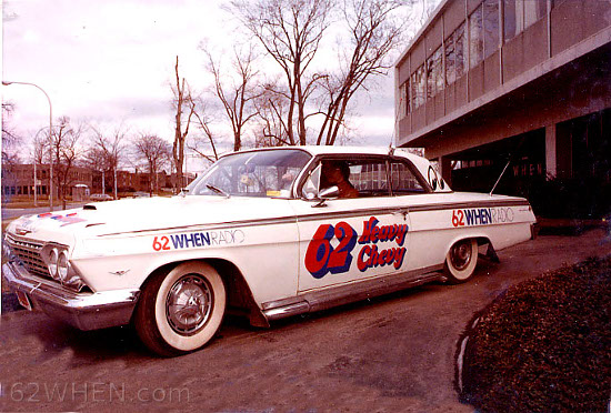 The 62 WHEN Heavy Chevy - 1976