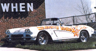 The 62WHEN Heavy Vette